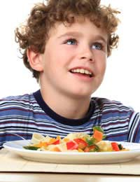 Children Fussy Eaters Food Meals Taste